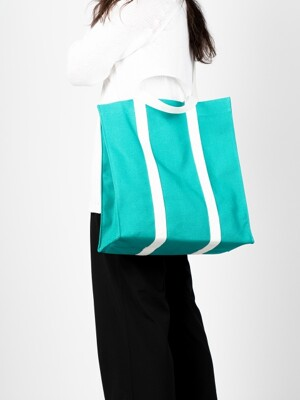 3WAY MINT CANVAS BAG