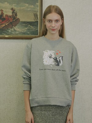 Flower In Love Sweatshirt