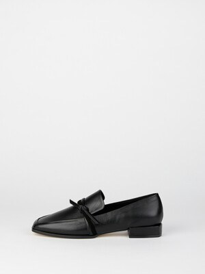 Knot Loafer_Black