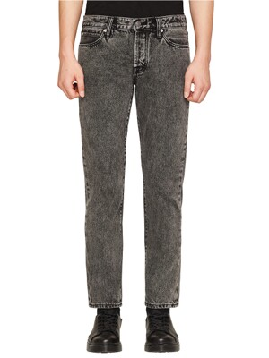 BEN CROP OZONE BLACK STONE WASH