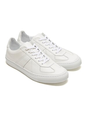 German Sneakers White