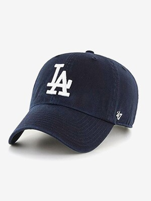 47Brand LA Big Logo Base Runner 47 CLEAN UP Navy
