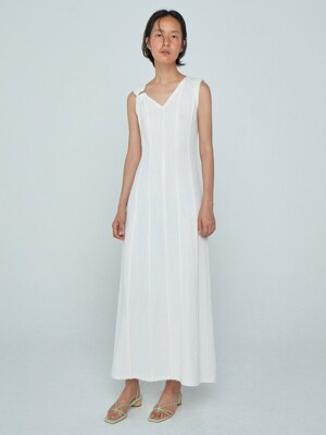 Panel Dress_Off White