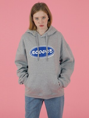 Ncover hoodie-gray