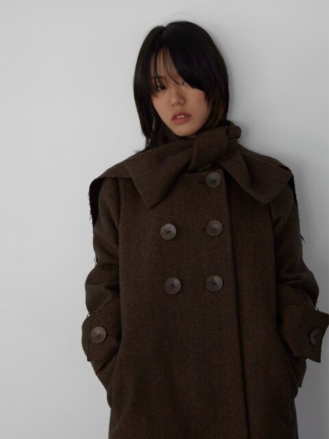 Mishmash long coat