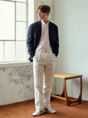 Chino Pants (White)