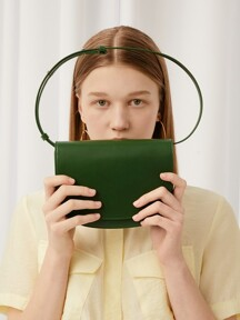 Elba mini bag - Forest Green