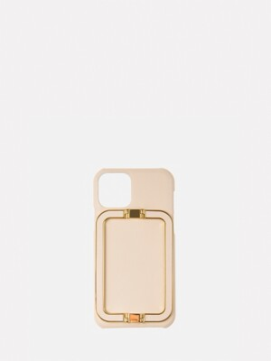 IPHONE 11 CASE LINEY IVORY