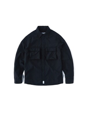 Mechanic LS Shirt (Black)