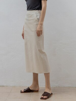 Back Ribborn Skirt_RF20SMSK02 (2 Colors)