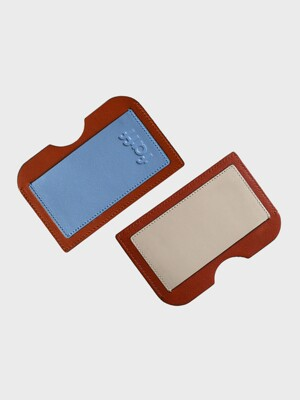 Bread2 cardholder_Brown