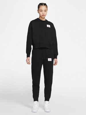 [CV7786-010] AS W J FLIGHT FLEECE CREW