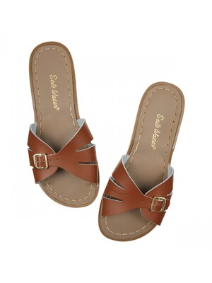 SALT WATER CLASSIC SLIDE - TAN