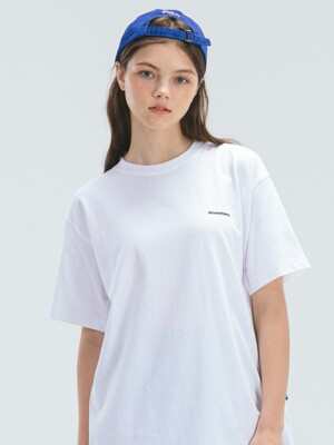 SIGN LOGO T-SHIRTS (WHITE)