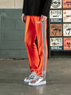 STC STUDIO TRACK PANTS(3COLOR)