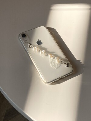 vine strap phone case