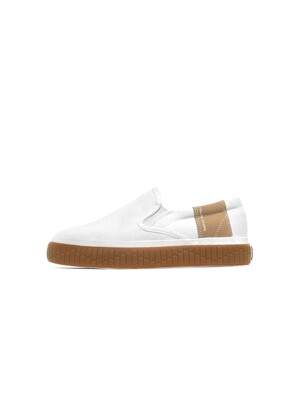 [Fellas Studio] Cylinder White / Gum WOMEN