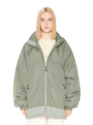 PCU LEVEL 7 PADDED PARKA khaki gray