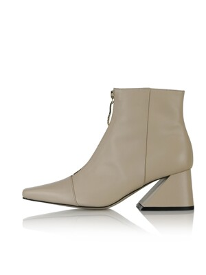 Totem boots / 20RS-B549 Light beige