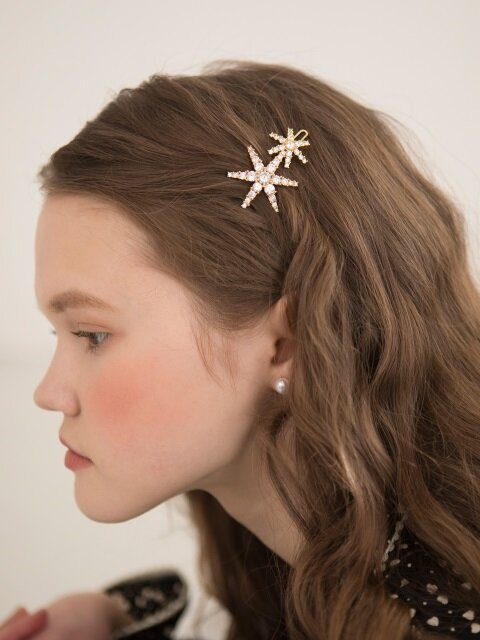 Twinkle Cubic Hairpin