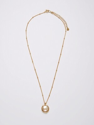 twoway fresh-water pearl necklace