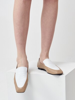 Myer loafer (Beige)