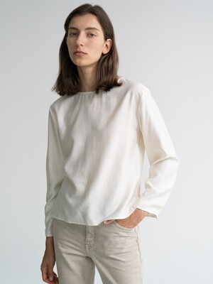 20FW LONG-SLEEVE TOP (CREAM)
