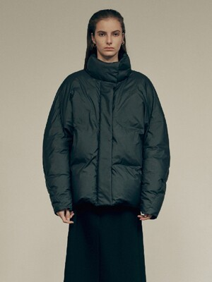 20FW DUCK DOWN JACKET - BLACK
