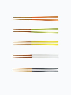 Bamboo chopsticks (컬러선택)