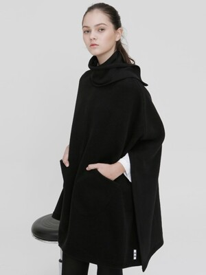 16 FW muffler cape (black)