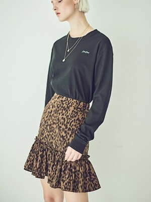 LEO HOLIC MINI SKIRT