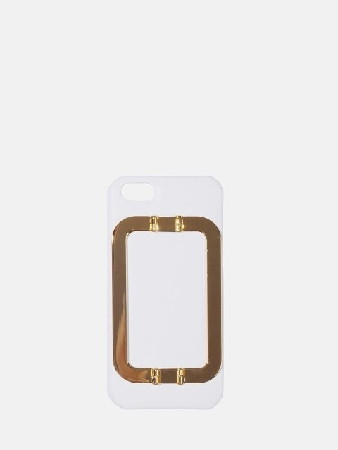 IPHONE SE CASE_WHITE