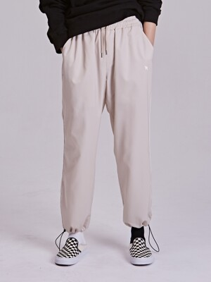 RSVP CLICK TRAINING PANTS (BEIGE)