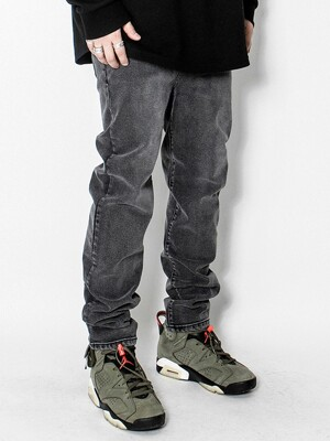 OMERTA 2020 Jude Grey Slim Fit