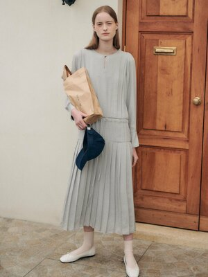 Blouson long dress SW0AO307-31
