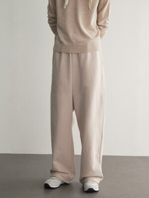 Lounge Sweat Pants_Beige