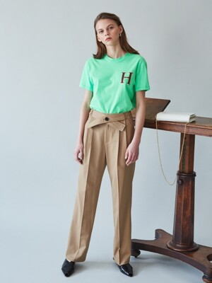 BAND RIBBON PANTS
