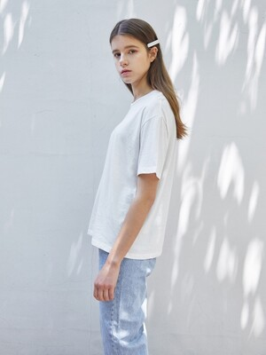 Basic T-shirt(White)