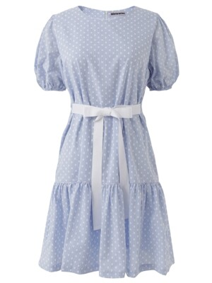 Summer Baby Blue Dot Dress [Limited Edition]
