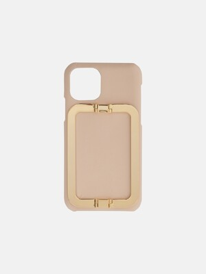 IPHONE 11 CASE NUDE PINK