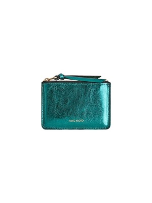 EMMA COIN PURSE GREEN