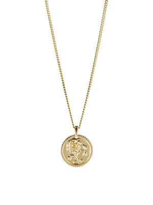 DoubleEight Desire Necklace (Yellow Gold. 18kt)