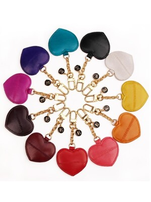 Heart Charm (11colors)