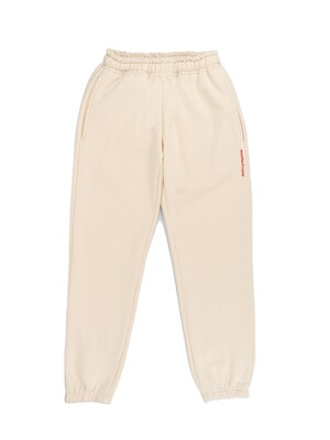 COZY SWEAT PANTS (P.BEIGE)
