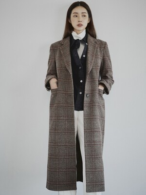 STANDARD SINGLE CHECK COAT