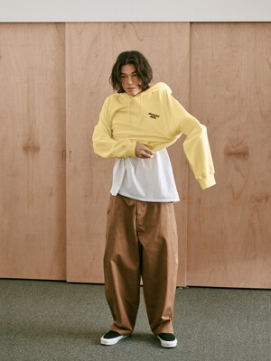 [FW20 Sounds Life]Balloon Snap Pants(Beige)