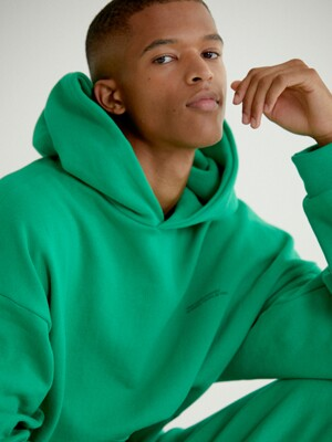 AUTHENTIC HOODIE(AUTHENTIC GREEN)