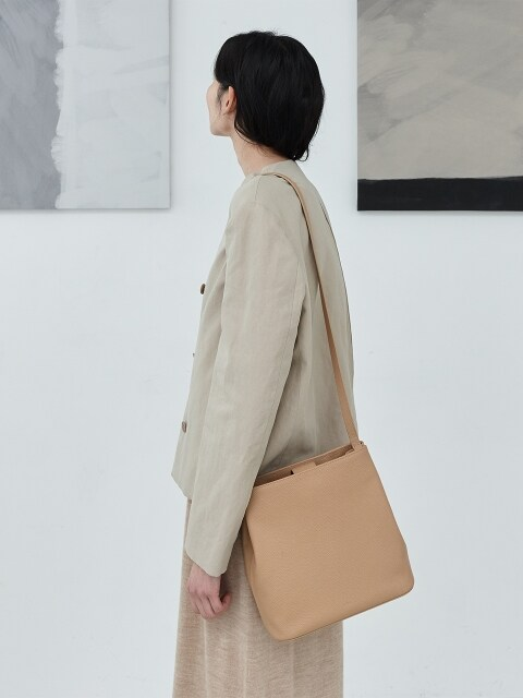 ROH Aline crossbody bag Light ocher_Ople