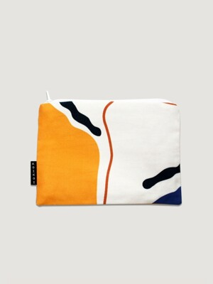Line and shape pouch