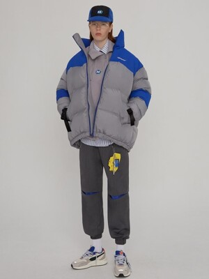 Dup puffer jacket Grey